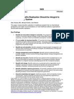 3 Gartner Benefits Realisation Paper - PDF