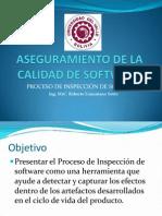 Aseguramiento de La Calidad de Software