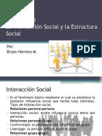 Tipos de Interacción Social