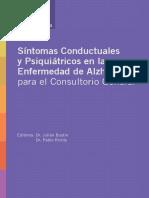 Libro Sintomas conductuales y psiquiatricos en la enfermedad de Alzheimer. nuevo.pdf