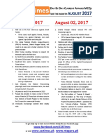 CSStimes Current Affairs (August).pdf