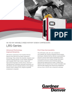 L90RS-L132RS Variable Speed Rotary Screw Compressor Brochure