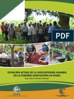 situacion actual de la asociatividad  agraria