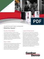 Electra-Saver Direct Drive SAV125-200 HP Cut Sheet