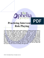 Role Playing Packet