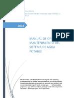 3.3 Manual de Operacion y Mantenimiento
