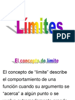 1 Calculo Solo Limites