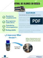 Kit Control de Olores en Buses - Prosema