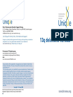 13q Deletions Various FTNP