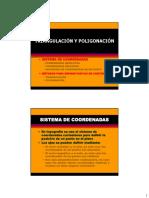 Unidad VI Triangulacion y Poligonacion
