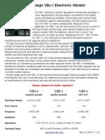 VBx spec sheet 1.2