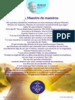 P. Dávila (Cristo, Maestro de Maestros)