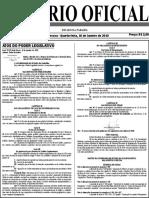 Diario Oficial 16-01-2019 Edição Corrigida