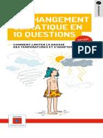 Guide Pratique Changement Climatique