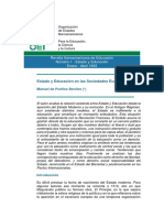 PUELLES BENITEZ. (1993)- Estado y Educación en Las Sociedades Europeas.