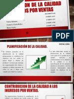Planeacion de La Calidad.
