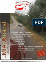 MIATAmical #2-11 - Novembre/Décembre 2010