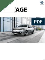 Volkswagen Voyage Pa3 2
