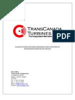 Trans Canada Turbines