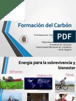 formacion carbon