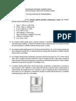 1ª Lista de Exercícios Termodinâmica(1) (1)