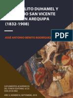 José Antonio Benito Rodríguez - El P. HipólitoDuhamely _su Colegio San Vicente_ de Paúl en Arequipa_ (1832-1908).pdf