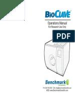 Manual de usuario BioClave