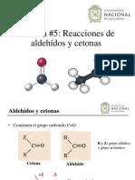 6-Aldehidos y Cetonas