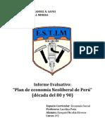 Informe Historia Perú