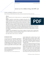 Journal family Centered care HIV/AIDS