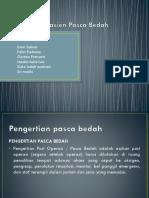 Persiapan Pasien Pasca Bedah (1)-1
