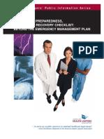 AHLAEmergency Preparedness Checklist