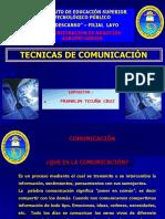 Clase Modelo de Comunicacion - Drec
