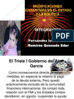 Analisis e La Realidad Peruana