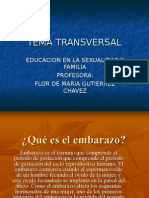 TEMA TRANSVERSAL