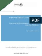 Rapport de la chambre des comptes sur le port autonome