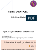 5. Sistem Saraf Pusat