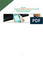 Registrasi Individual Mobile Banking