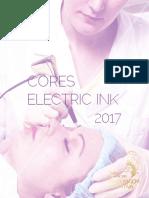 Catalogo 2016 tintas