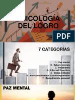 Psicologia Del Logro Ppt