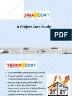 A ThermaCoat Case Study
