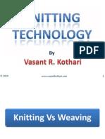 Knitting vs Weaving