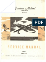 GRUMMAN MALLARD MODEL G-73 SERVICE MANUAL.pdf