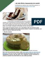 40 Receitas de bolo de leite Ninho impossíveis de resistir.docx