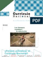 Ppt, Curriculo Nacional -2017 -Mega Evento. i.e. Ricardo Palma