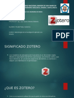 Zotero App