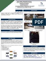 Plantilla Cartel CNC