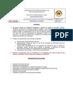Consigna Presentación Estudios de Caso - Impacto de La Organización en El Individuo