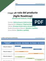3 - Plantillas Scrum Hoja de ruta del producto.pptx