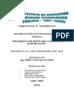 """Informe DESARROLLO DE SOFTWARE Y GESTION DE BASE DE DATOS"""".docx"""